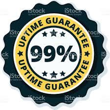 آپتایم ۹۹.۹۹%